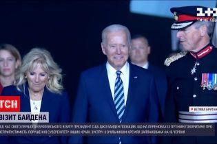 Новини світу: візит Байдена до Європи – з ким вже зустрівся і про що попередив Путіна