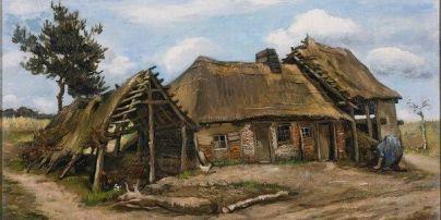 Картину Ван Гога продают за 13 млн фунтов стерлингов. В прошлом веке ее купили за четыре