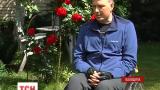 Тяжело раненный военный летчик потерял жену и почти не видит сына