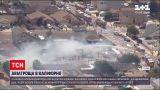 Новости мира: во время крушения в Калифорнии погибли по крайней мере два человека