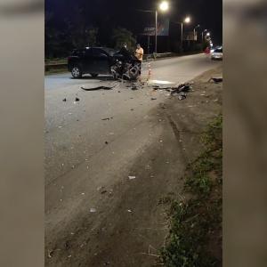 В Одессе копы на служебном авто попали в серьезное ДТП: появилось видео