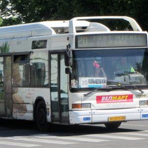 У Полтаві на третину підвищують вартість проїзду в громадському транспорті