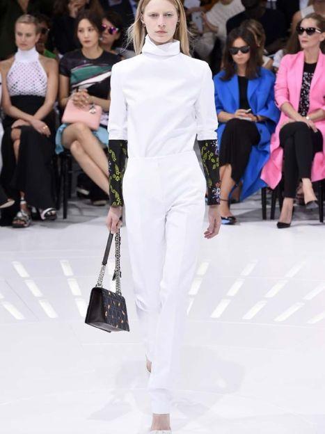 КоллекцияChristian Dior прет-а-порте сезона весна-лето 2015 / © East News