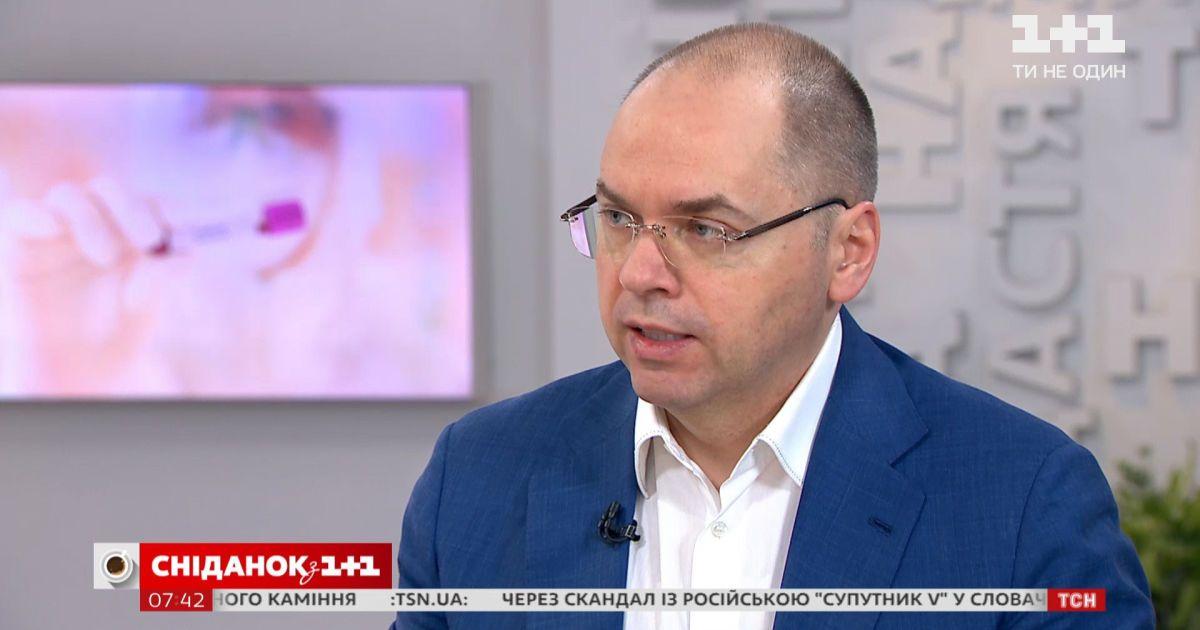 Министр здравоохранения Максим Степанов о вакцинации и общенациональном локадуне