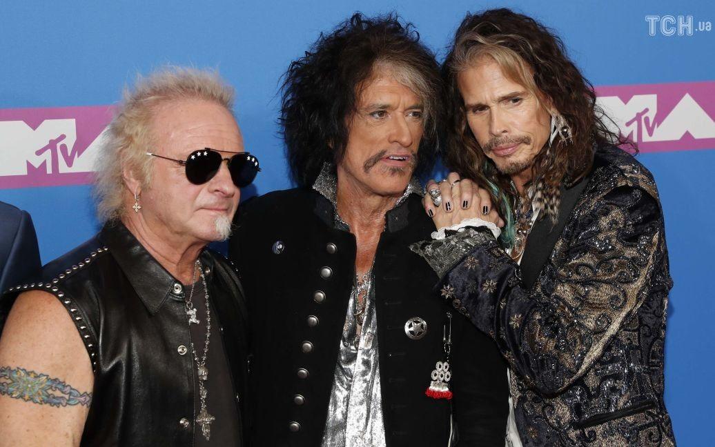 Aerosmith / © Reuters