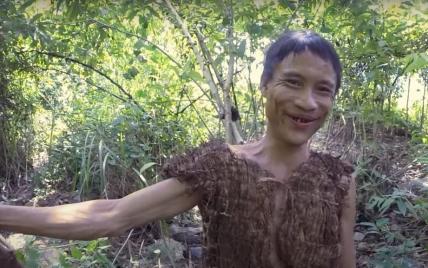 """Погубили современная жизнь и алкоголь: во Вьетнаме умер """"Тарзан"""", проживший 40 лет в джунглях"""