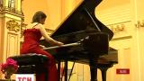 Известная пианистка Кристина Лусио Вийегас дала в Украине два сольных концерта
