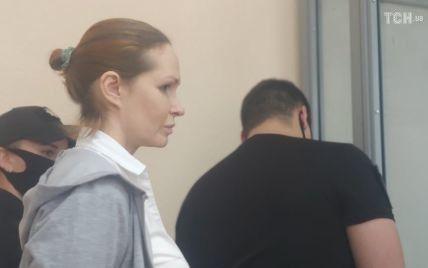 Дело Шеремета: подозреваемой Юлии Кузьменко суд изменил меру пресечения
