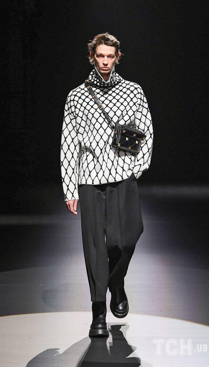 Колекція Valentino прет-а-порте сезону осінь-зима 2021-2022 / © East News