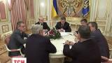 Петро Порошенко провів зустріч з Джорджем Соросом