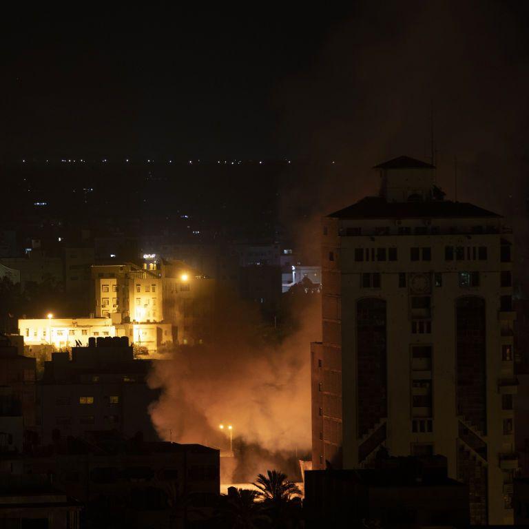 """Генсек ООН отреагировал на боевые действия между Израилем и сектором Газа: """"Бессмысленный цикл кровопролития"""""""