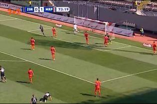 Зоря - Маріуполь - 0:1. Відео-аналіз матчу