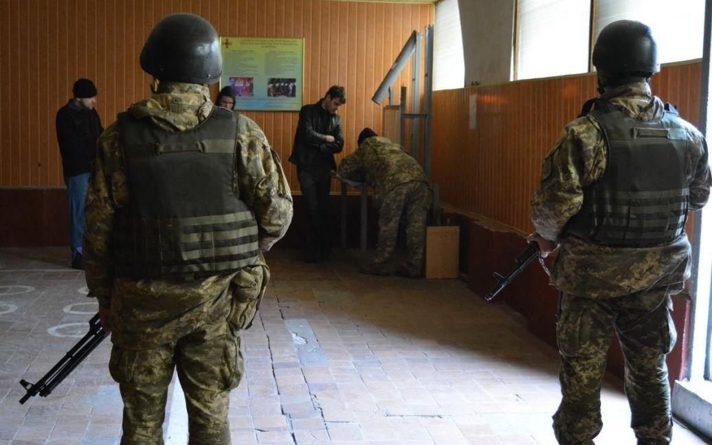 © Facebook/Генеральный штаб ВСУ / General Staff of the Armed Forces of Ukraine