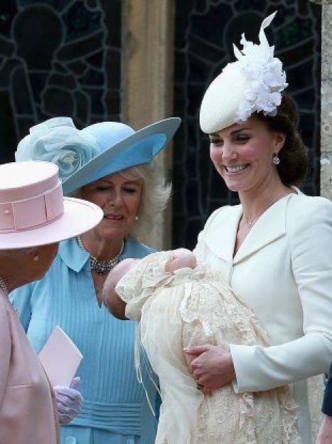 Крестины принцессы Шарлотты / © Getty Images