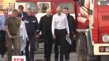 Угроза новых взрывов на нефтебазе в Василькове существует - Турчинов