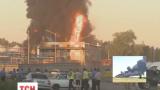Пожарные советуют жителям задымленных районов закрыть окна и не выходить на улицы