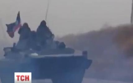 Боевики перебрасывают технику и живую силу к линии разграничения огня - Тымчук