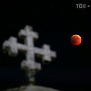 """Пастор у США запевняє, що січневий """"кривавий Місяць"""" – ознака близького кінця світу"""