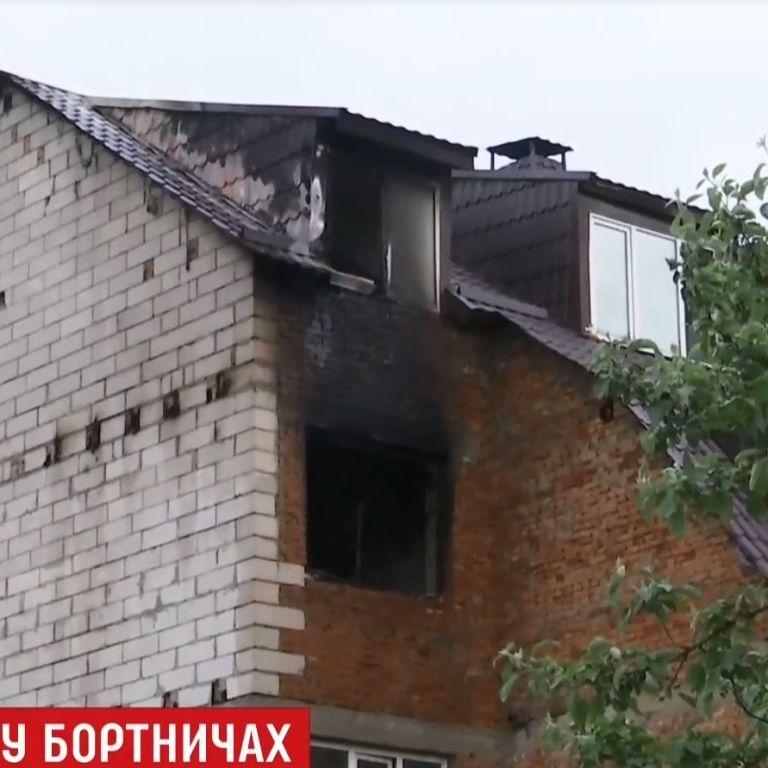 В Бортничах пенсионер сгорел в собственной квартире