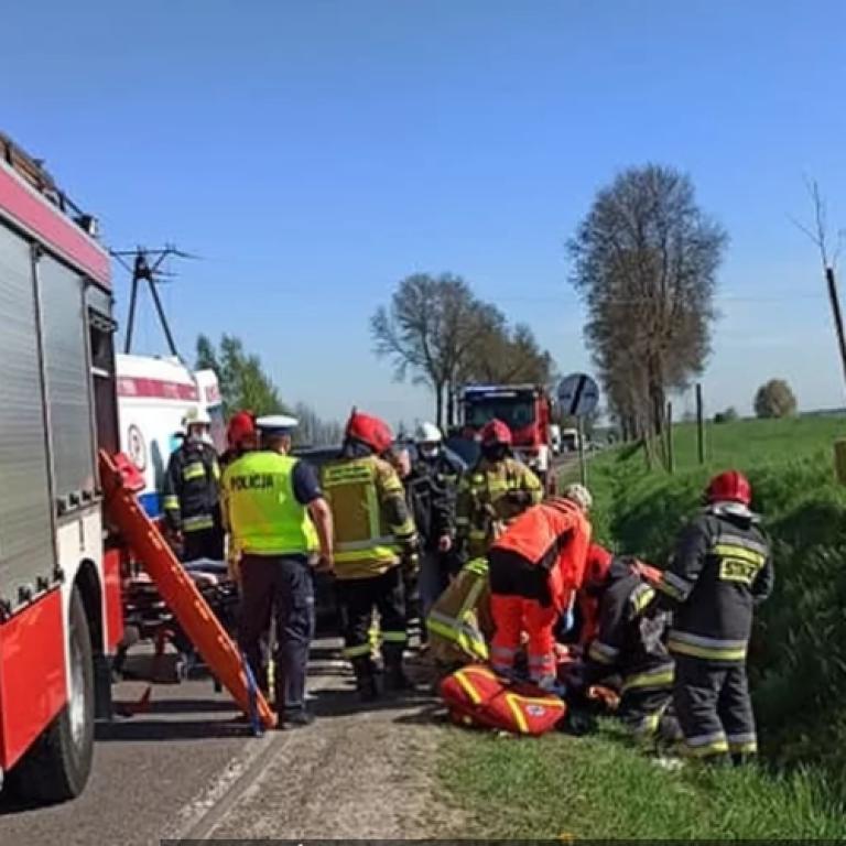 Українка, яка спричинила смертельну аварію в Польщі, заснула після виснажливого перетину кордону