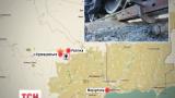 Через теракт Маріуполь залишився без залізничного сполучення