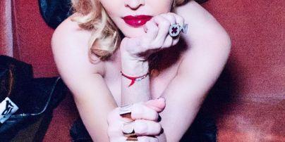 Власти России оштрафовали Мадонну на миллион долларов