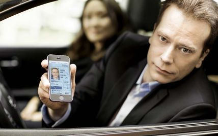 Гончаров роз'яснив, хто і як зможе перенести водійські права і техпаспорт у смартфон