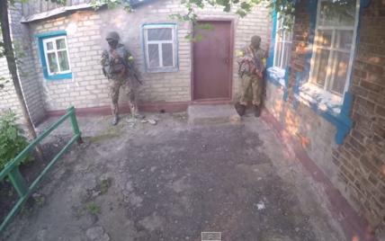 В Сети появилось новое видео зачистки Марьинки украинскими силовиками