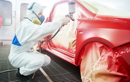 Скільки коштує пофарбувати авто: ціна і тонкощі