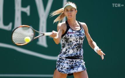 Цуренко вибила росіянку і вийшла у чвертьфінал турніру в Цинциннаті