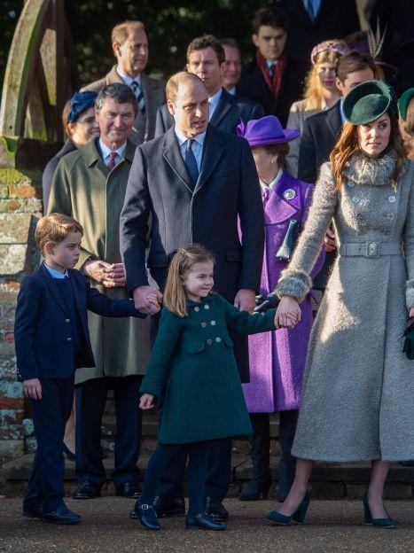 Герцог і герцогиня Кембриджські / © Getty Images