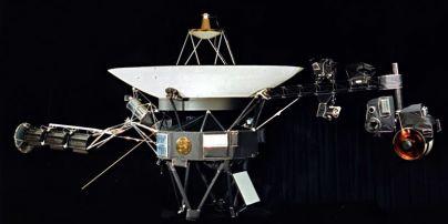 """NASA вдалося запустити вимкнені майже 40 років тому двигуни """"Вояджера-1"""""""