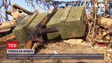 Новости с фронта: украинский боец получил огнестрельное осколочное ранение