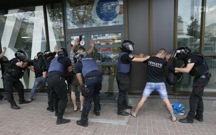 """Противники """"Марша Равенства"""" приготовили против полиции слезоточивый газ и взрыв-пакеты - Крищенко"""