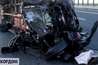 Авария с украинцами в Румынии: два пассажира находятся в тяжелом состоянии