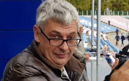 Умер журналист Вадим Комаров, которого жестоко избили в центре Черкасс