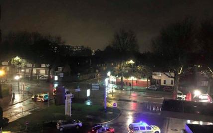 Во Франции на заправке освобождены заложники, один грабитель убит