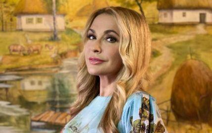 Ольга Сумська показала, який мала вигляд 30 років тому