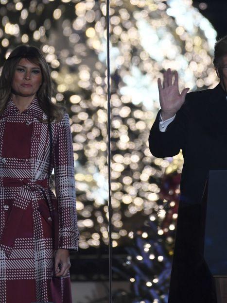 Меланія Трамп / © Associated Press