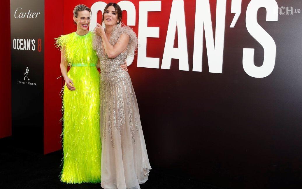 Сара Полсон та Сандра Буллок / © Reuters