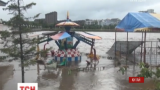 На північному сході Китаю вирує тайфун Лайонрок, мешканців регіону евакуюють