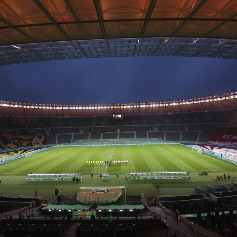 Бундеслига онлайн: результаты матчей 33-го тура Чемпионата Германии по футболу