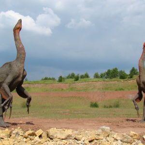 Чотирирічна дівчинка знайшла слід динозавра віком 220 мільйонів років