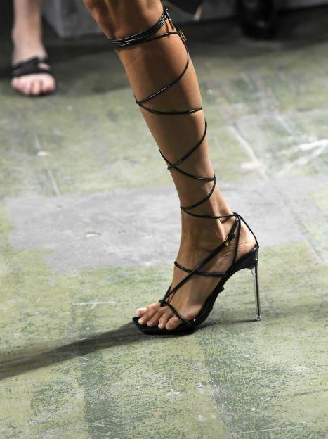 Коллекция Versace прет-а-порте сезона весна-лето 2020 / © East News