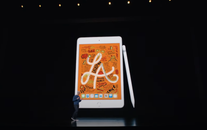 Корпорація Apple презентувала новий iPad та iPad mini: подробиці та вартість