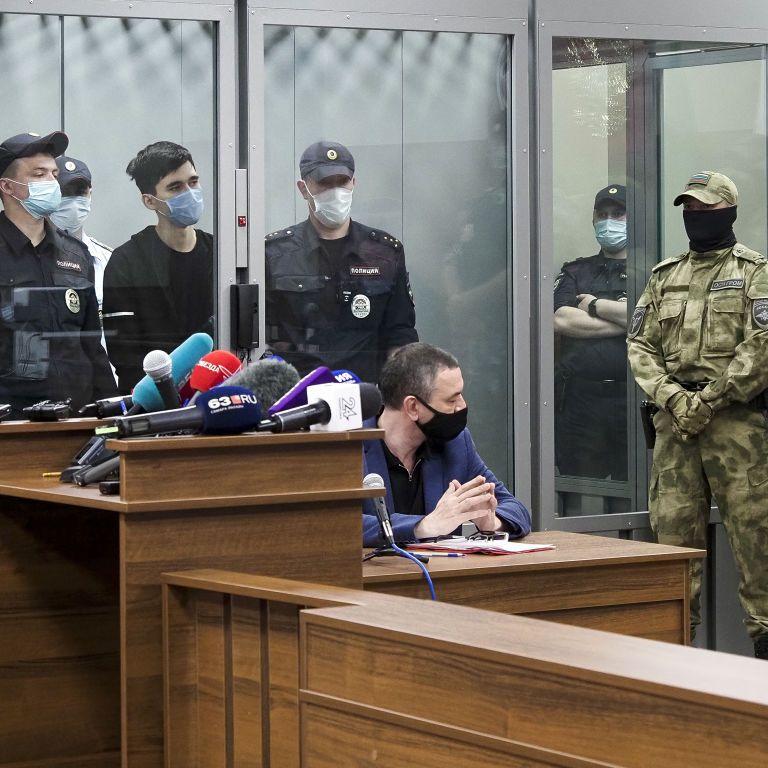 Ректорка інституту розповіла, що казанський стрілець пропонував однокурсникові вступити до секти
