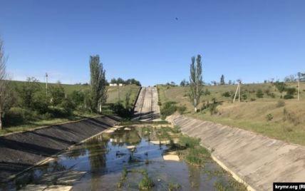 Найсильніша посуха за 150 років: у Криму призупинили скидання води з Білогірського водосховища