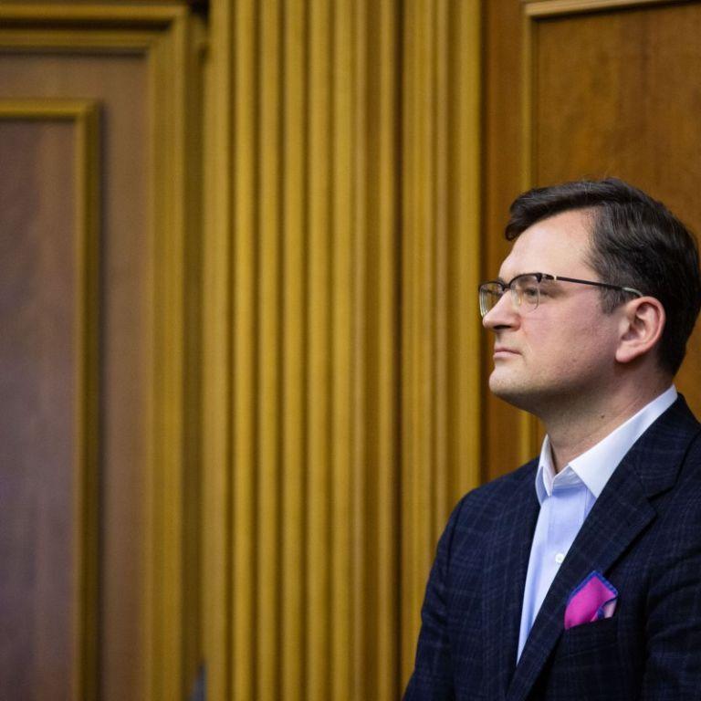 Кулеба заявил, что встреча Байдена с Путиным не противоречит интересам Украины
