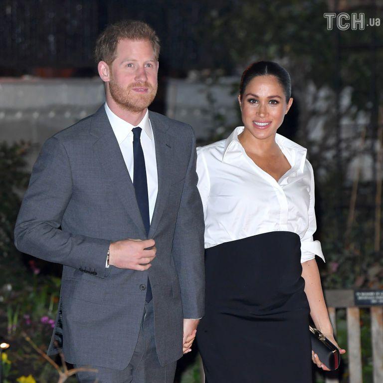 Меган та принц Гаррі вперше стали батьками