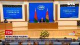 Новини світу: у Білорусі винесли вирок чоловіку, який рік тому на піку протестів висловився про Лукашенка